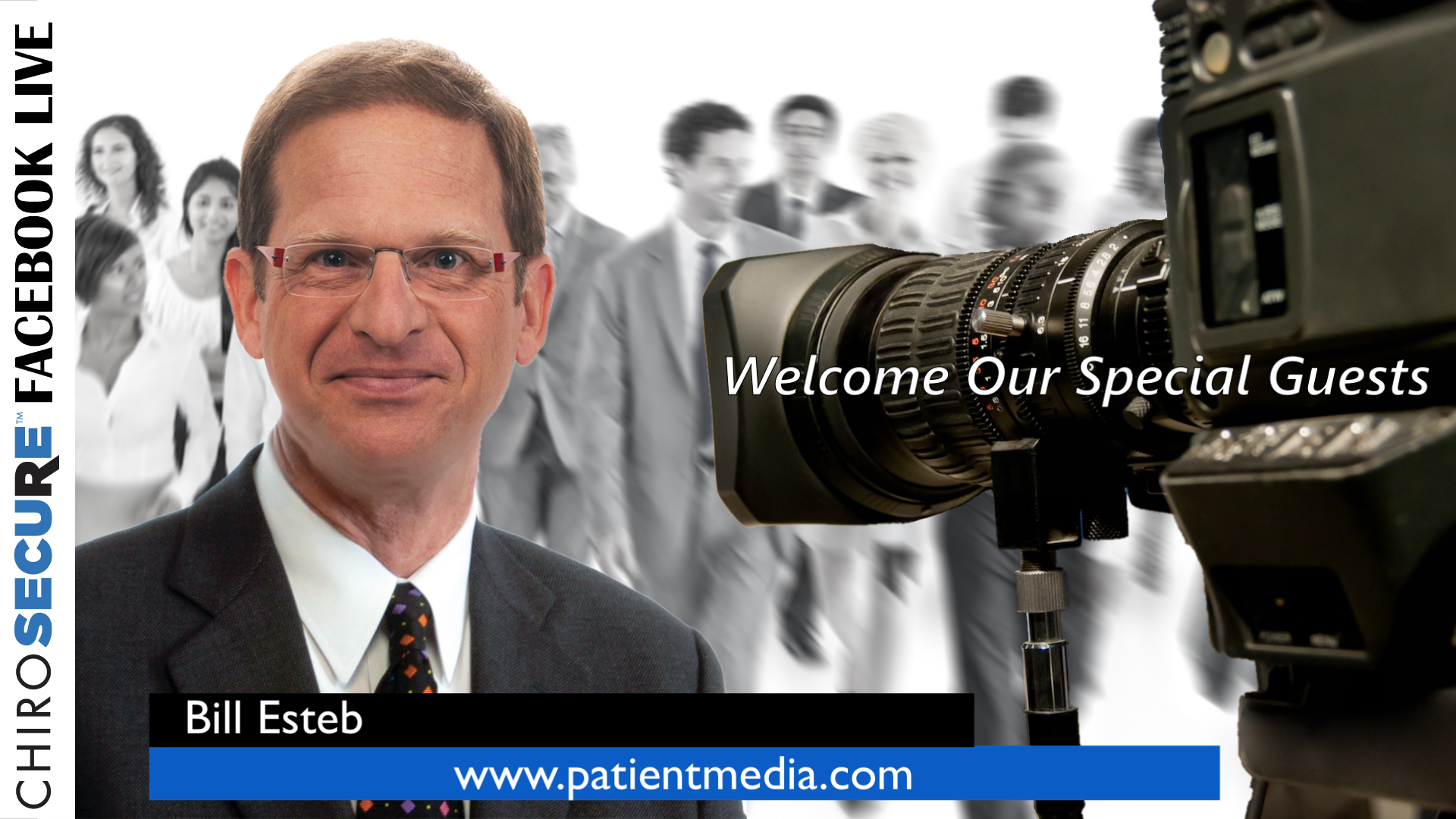 Thumbnail Image for Bill Esteb Patient Media