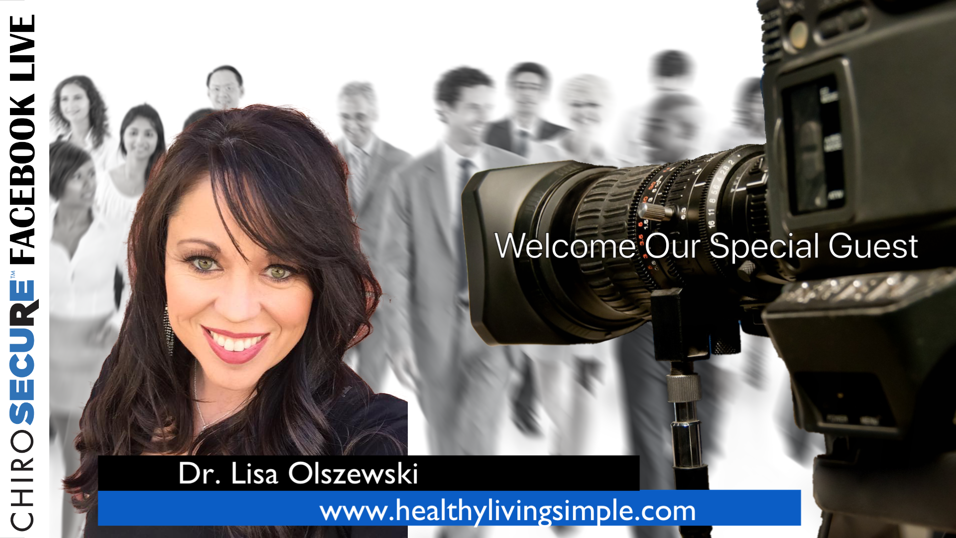 Dr. Olszewski of Healthy Living Simple