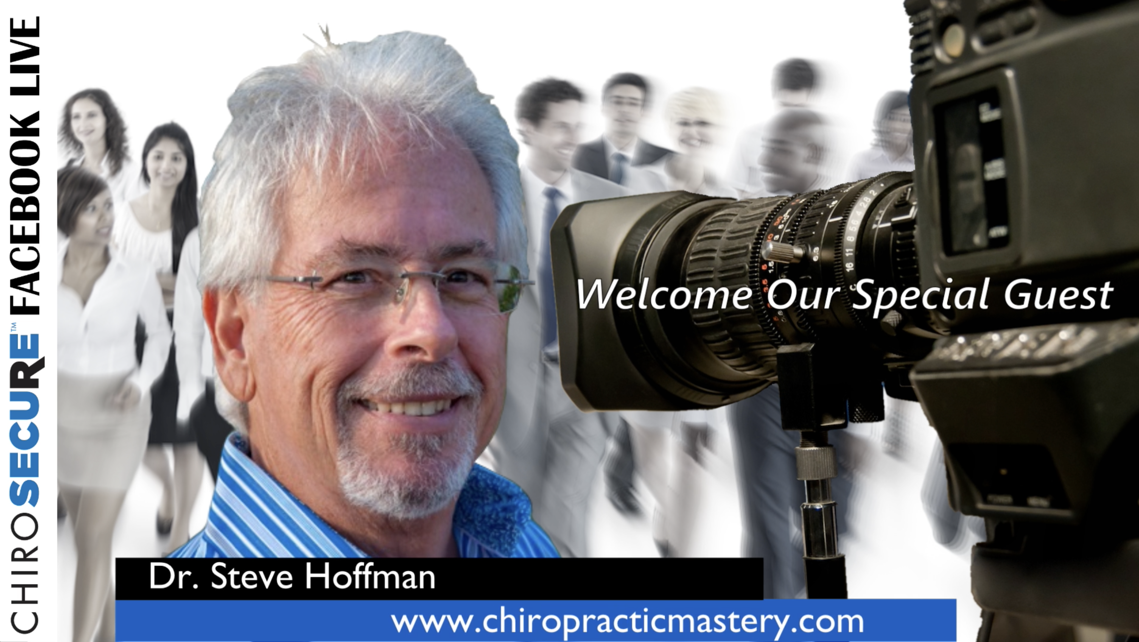 Dr. Steve Hoffman Chiropractic Mastery Thumbnail
