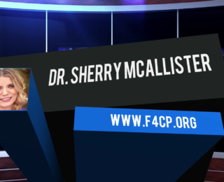 Dr. McAllister from the F4CP