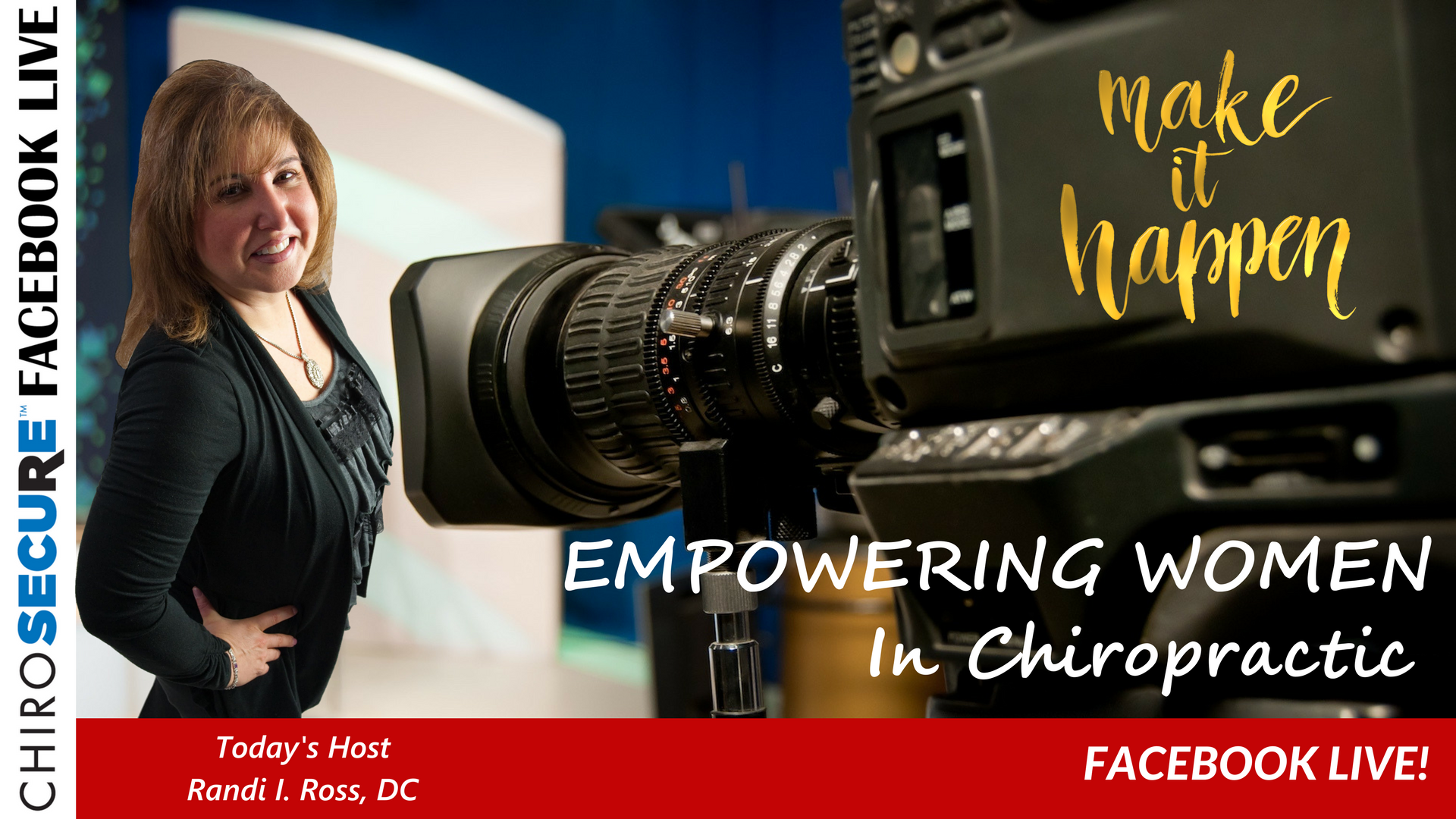 Dr. Randi Ross of Empowering Women