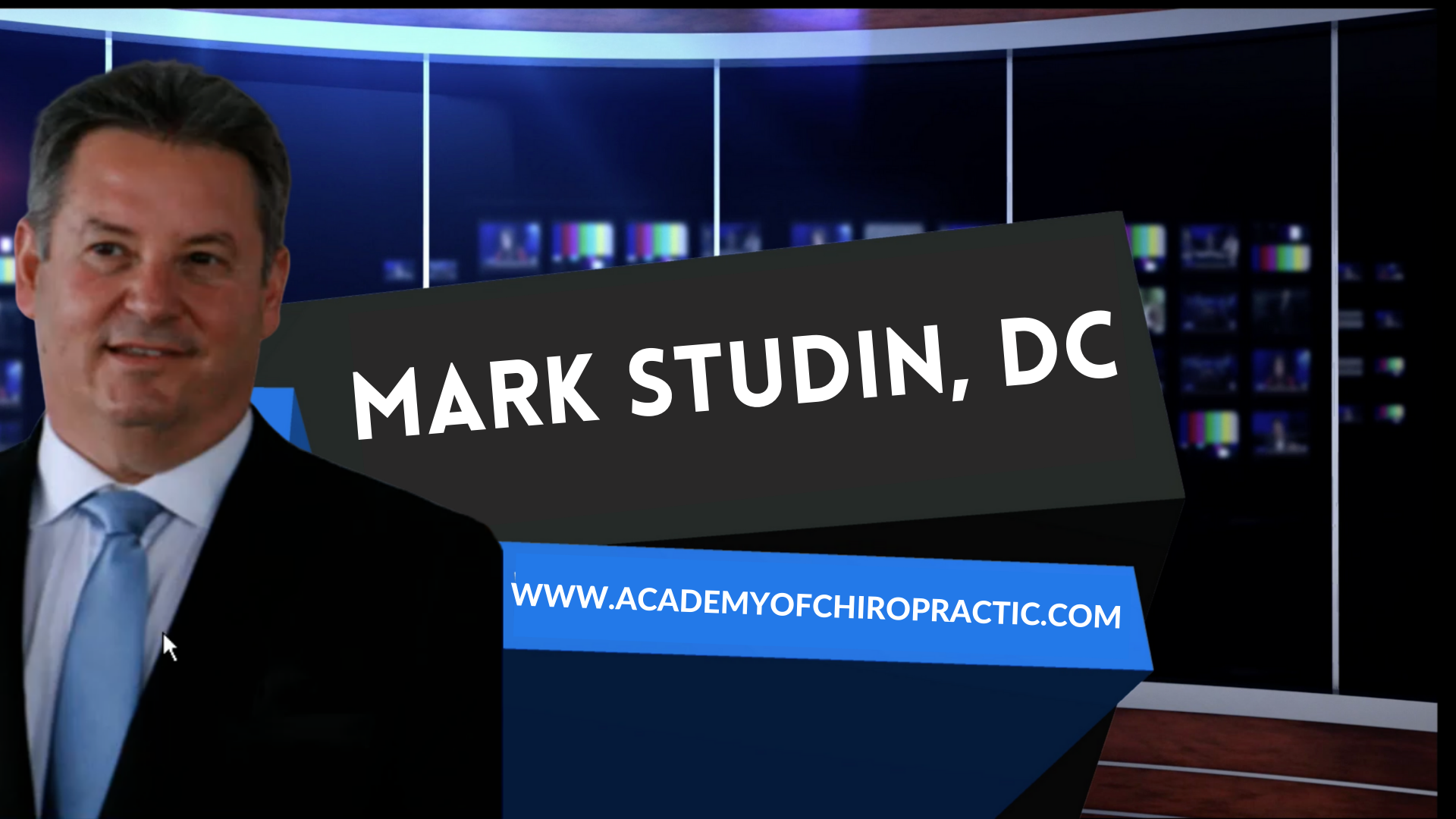 Mark Studin, DC Thumb